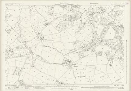 Herefordshire XIII.2 (includes: Bockleton; Laysters; Middleton On The Hill) - 25 Inch Map