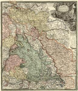 Ducatus Iuliaci & Bergensis Tabula Geographica