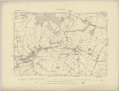 Somerset LIV.NW - OS Six-Inch Map