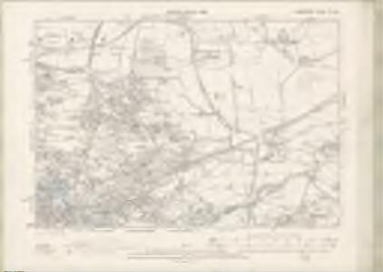 Lanarkshire Sheet VI.NE - OS 6 Inch map