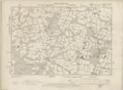 Surrey XLVII.NW - OS Six-Inch Map