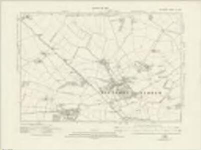 Wiltshire X.NE - OS Six-Inch Map