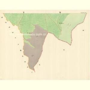 Gross Wrbka - m0912-1-008 - Kaiserpflichtexemplar der Landkarten des stabilen Katasters