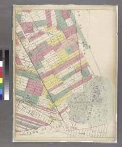 Sheet 4: Map encompassing Ocean Hill, Broasway Junction, Bushwick and Ridgewood.