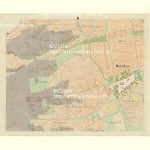 Dobraken - c1456-1-003 - Kaiserpflichtexemplar der Landkarten des stabilen Katasters