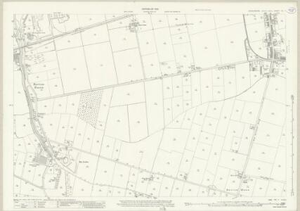 Lincolnshire VII.7 (includes: Barrow upon Humber) - 25 Inch Map