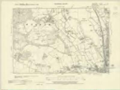Berkshire II.SW - OS Six-Inch Map