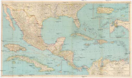Mexico, Central America and the West Indies