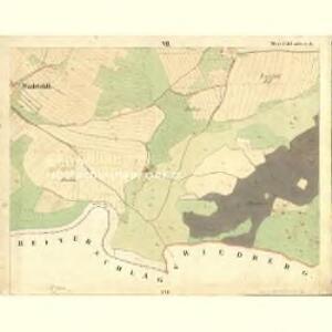Wadetstieft - c2378-1-007 - Kaiserpflichtexemplar der Landkarten des stabilen Katasters