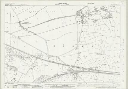 Wiltshire XL.3 (includes: Bishops Cannings; Etchilhampton; Potterne; Stert; Urchfont) - 25 Inch Map