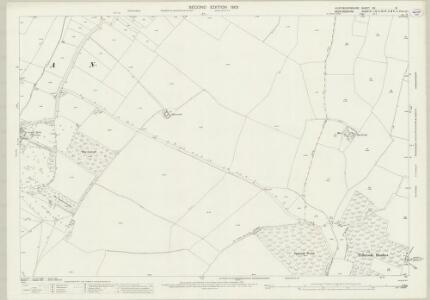 Huntingdonshire XX.6 (includes: Dean and Shelton; Kimbolton; Swineshead; Tilbrook) - 25 Inch Map