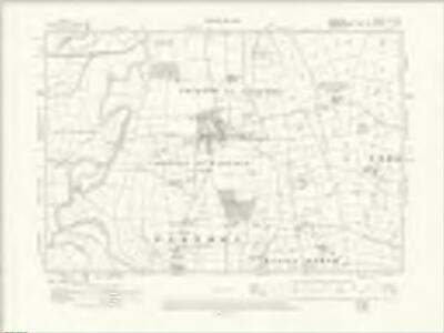 Cheshire LIII.NE - OS Six-Inch Map