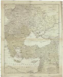 Schauplatz des Russisch Türkischen Krieges