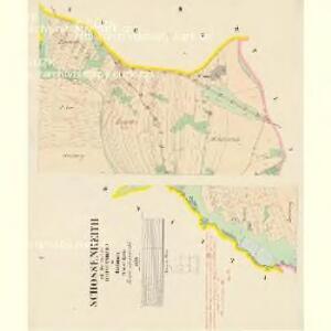 Schossenreith - c0799-1-001 - Kaiserpflichtexemplar der Landkarten des stabilen Katasters