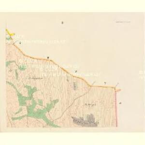 Kattowitz (Katowitz) - c3072-1-002 - Kaiserpflichtexemplar der Landkarten des stabilen Katasters