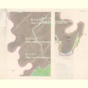 Landshut - m1469-1-008 - Kaiserpflichtexemplar der Landkarten des stabilen Katasters
