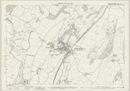 Cumberland LXXXVI.16 (includes: Broughton West) - 25 Inch Map