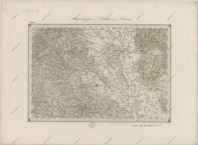 II. vojenské mapování 9