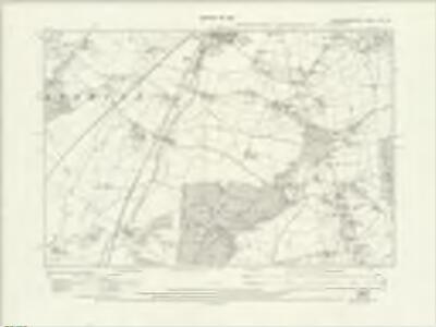 Worcestershire XXII.SE - OS Six-Inch Map