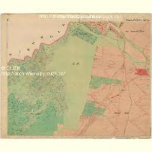 Nuesiedl - m2070-1-005 - Kaiserpflichtexemplar der Landkarten des stabilen Katasters