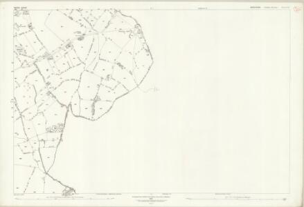 Shropshire IV.13 (includes: Madeley; Maer; Woore) - 25 Inch Map