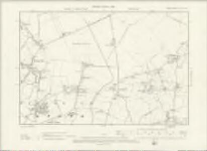 Essex LXVI.SW - OS Six-Inch Map
