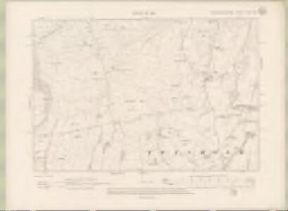 Kirkcudbrightshire Sheet XLVIII.NE - OS 6 Inch map