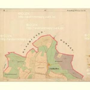 Ernstberg - c0028-1-001 - Kaiserpflichtexemplar der Landkarten des stabilen Katasters