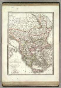 Turquie d'Europe, Grece.