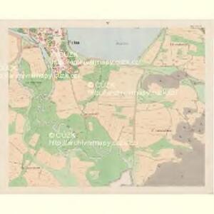 Putim - c6291-1-005 - Kaiserpflichtexemplar der Landkarten des stabilen Katasters