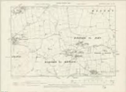 Oxfordshire IX.SE - OS Six-Inch Map