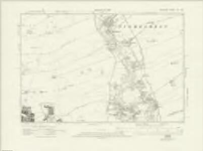 Wiltshire LIV.NE - OS Six-Inch Map