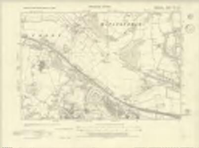 Berkshire XXIX.SW - OS Six-Inch Map