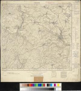 Meßtischblatt 3239 : Lobenstein, 1929