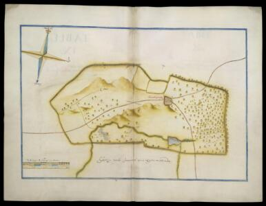 Map of Swinley Rayles Parke