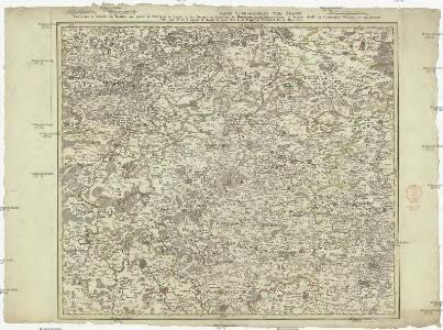 Carte topographique tres exacte