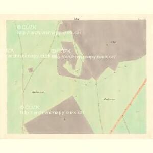 Wrazow (Wracow) - m3464-1-018 - Kaiserpflichtexemplar der Landkarten des stabilen Katasters