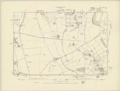 Bedfordshire XXX.SW - OS Six-Inch Map