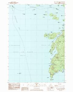 Isle Au Haut West