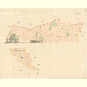 Baczkowitz - m0026-1-001 - Kaiserpflichtexemplar der Landkarten des stabilen Katasters