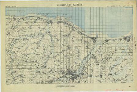 Arromanches - Carourg (Special), 21A Gp No 2