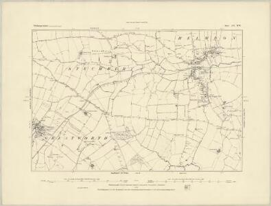 Northamptonshire LIX.SE - OS Six-Inch Map