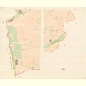 Kunzendorf (Kunczicze) - m1423-1-007 - Kaiserpflichtexemplar der Landkarten des stabilen Katasters