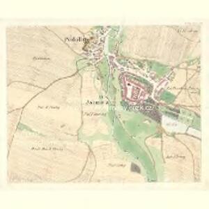 Podolly - m2326-2-009 - Kaiserpflichtexemplar der Landkarten des stabilen Katasters