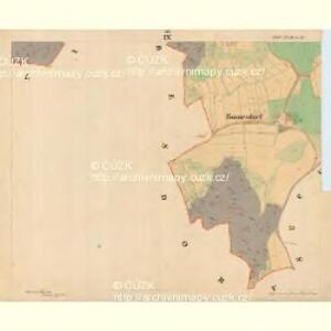 Haag - c9070-1-009 - Kaiserpflichtexemplar der Landkarten des stabilen Katasters