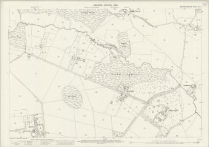 Buckinghamshire LIII.8 (includes: Denham; Iver) - 25 Inch Map