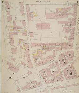Insurance Plan of Campbeltown: sheet 7