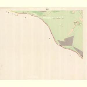 Gross Bistrzitz (Welky Bistrzice) - m3258-1-014 - Kaiserpflichtexemplar der Landkarten des stabilen Katasters