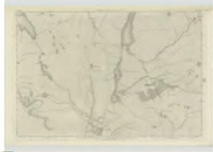 Ross-shire & Cromartyshire (Mainland), Sheet CIII - OS 6 Inch map