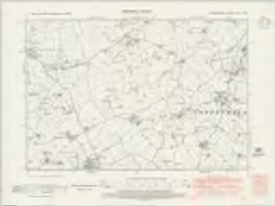 Staffordshire XLIV.NW - OS Six-Inch Map
